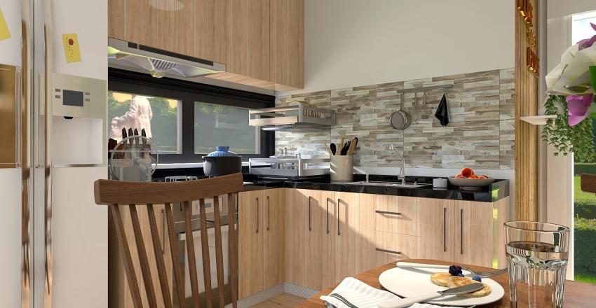 PROYECTO EXAMEN Interior Design Render