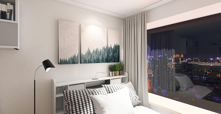 Bedroom 7 Interior Design Render