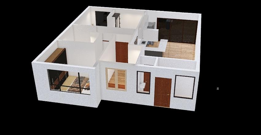 DOLORES PRATTS 0.3 Interior Design Render