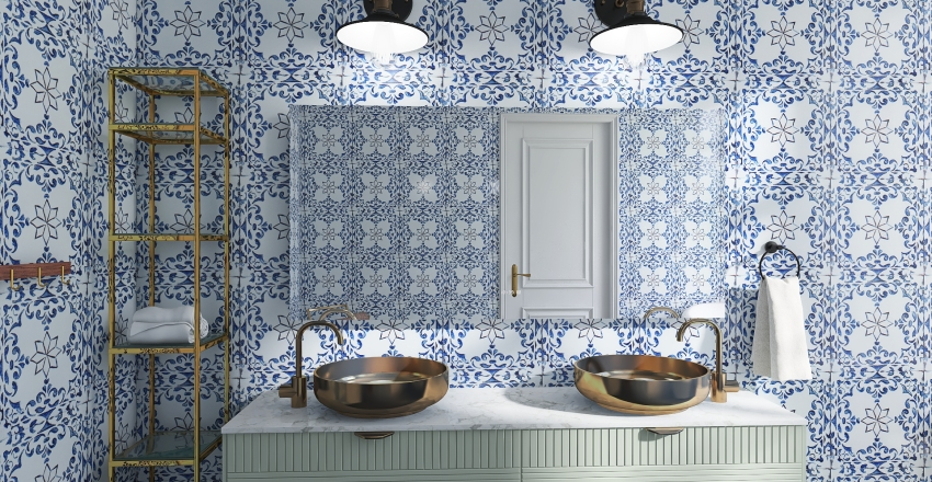 Bridgerton Interior Design Render