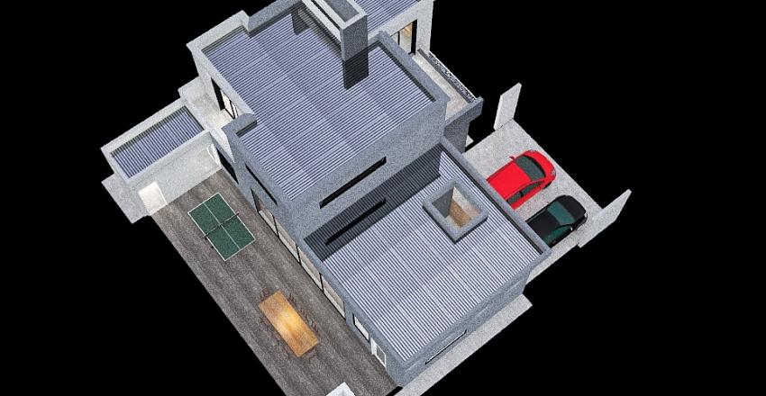 Casa V545 Interior Design Render