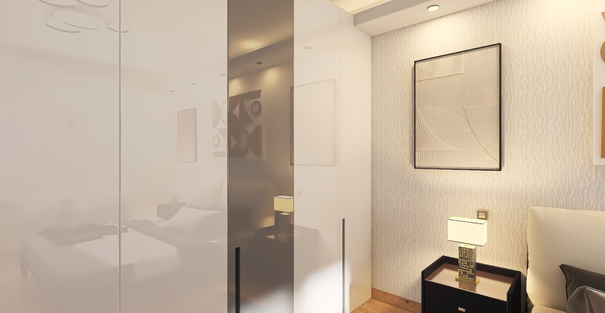 app. n° 7 ed. C Interior Design Render