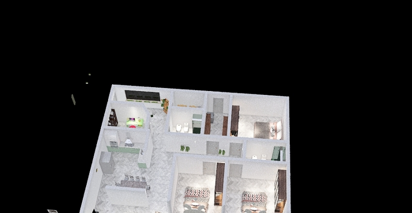 ME. Interior Design Render