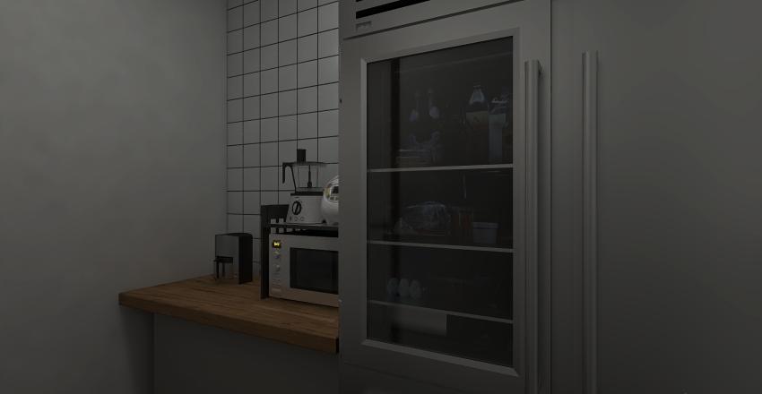Ermioni Villa (Modern family home) Interior Design Render