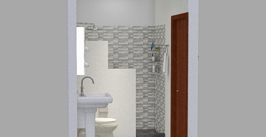 baño 2 Interior Design Render