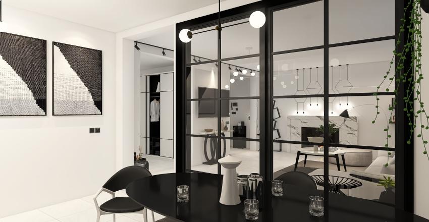 House no8 Interior Design Render
