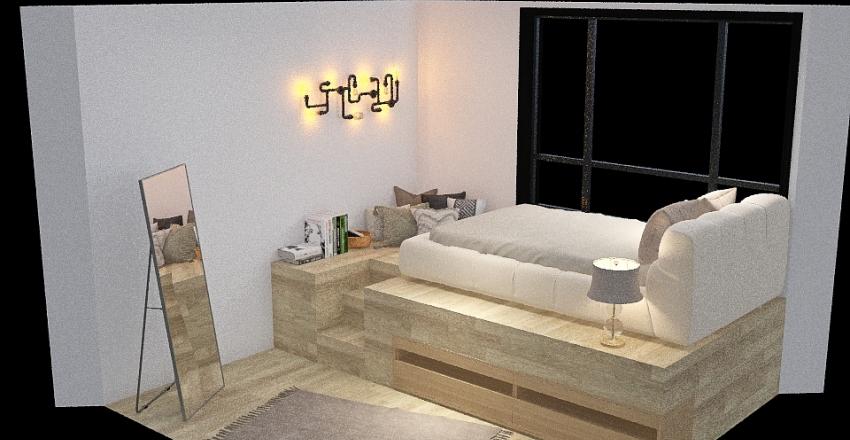 wait Interior Design Render