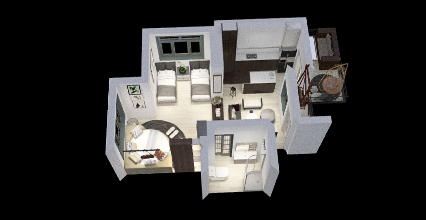 Home_Desing3 Interior Design Render