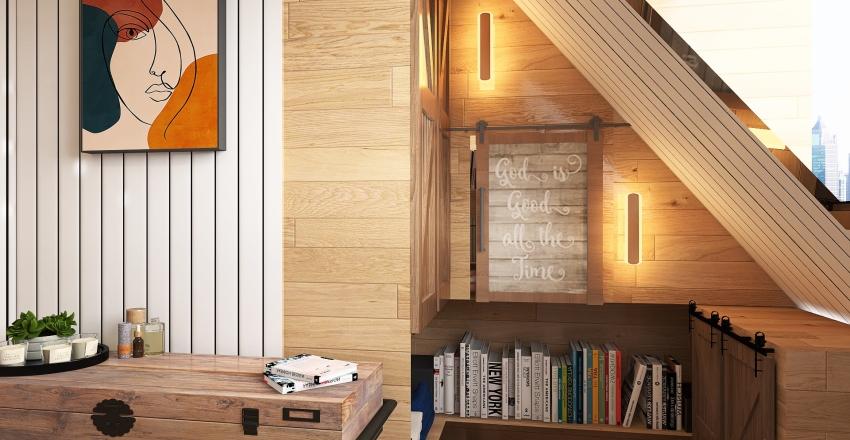 student studio 3 Interior Design Render