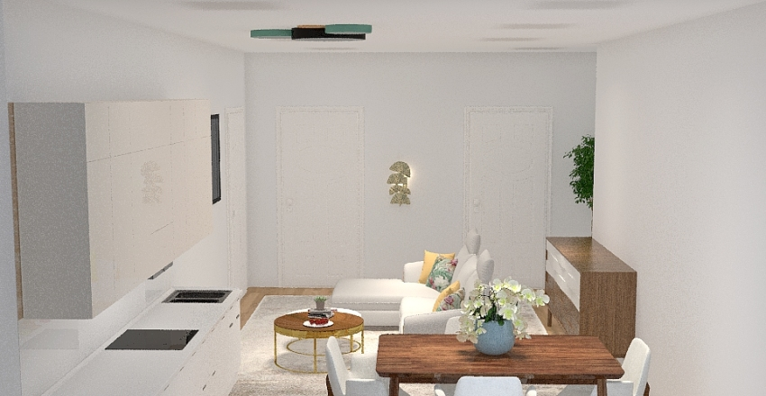 Copy of marescalchi Interior Design Render