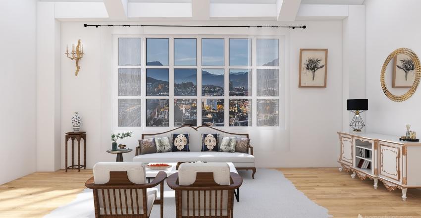 ddddd Interior Design Render