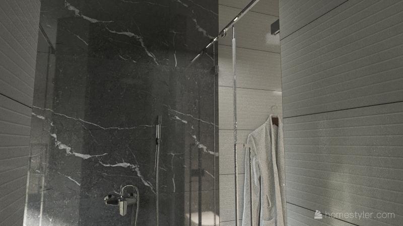 dani bath Interior Design Render