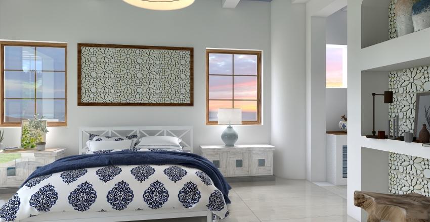 Weekend Getaway Interior Design Render
