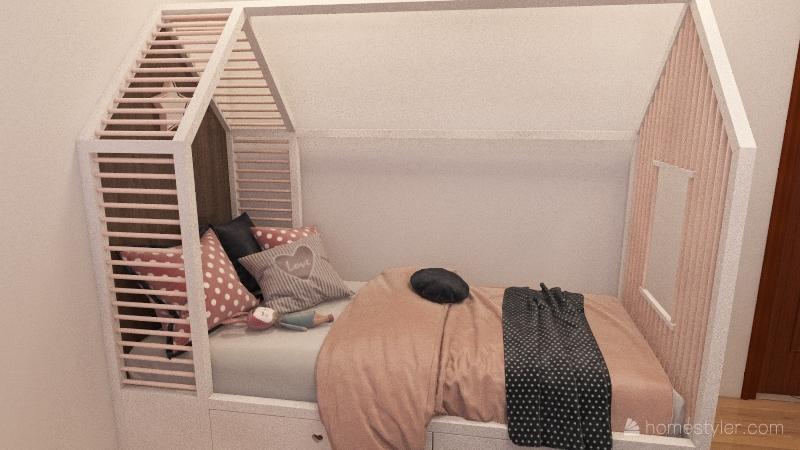 MY DREAMS HOUSE Interior Design Render