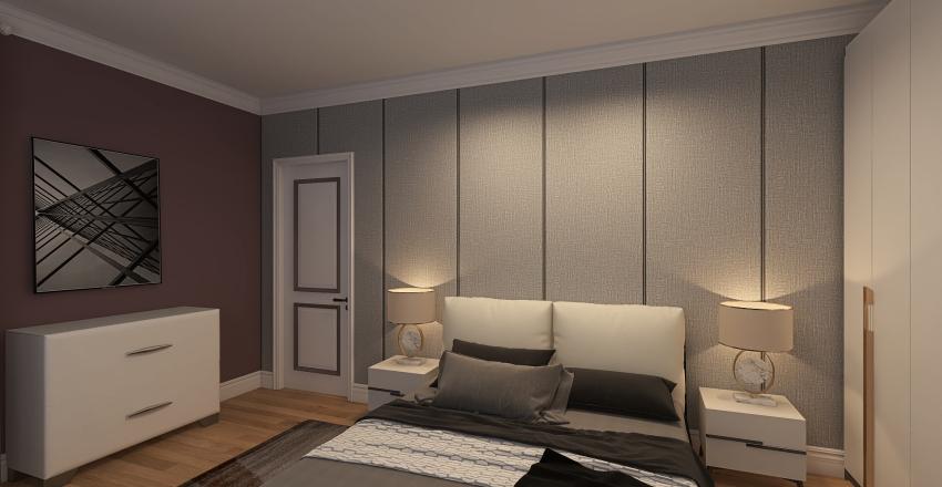 МАМАЙКА 2 ЭТАЖ Interior Design Render