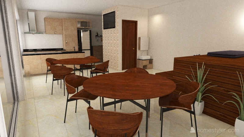 Copy of Diego e Gabi 2 Interior Design Render