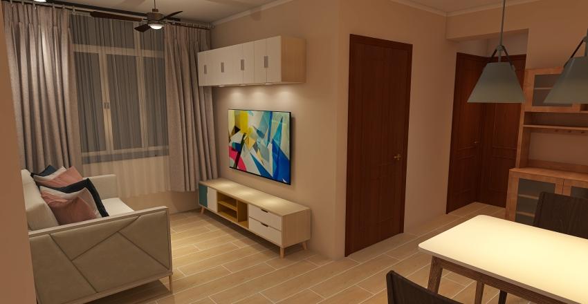 YING MING 2 Interior Design Render
