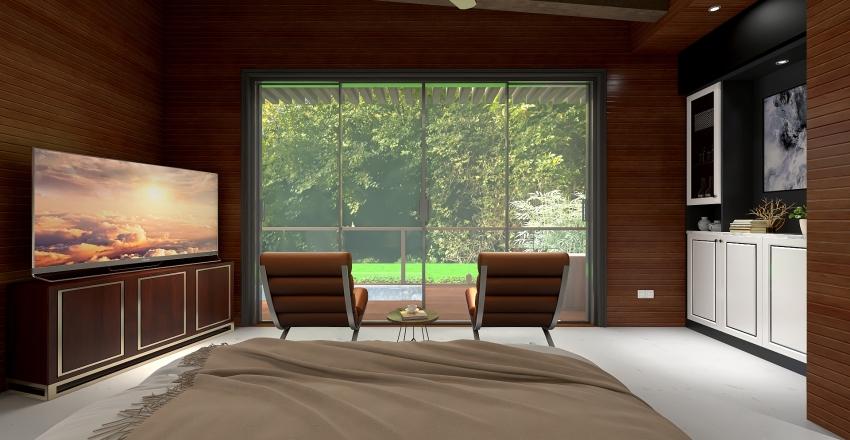 camp project Interior Design Render