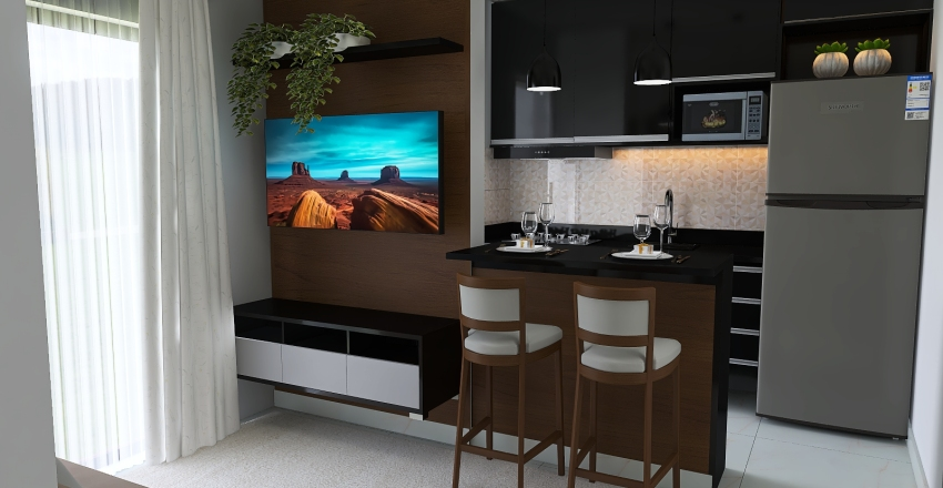 GLORIA BARROS  gfernanbarros@gmail.com 19/04/21 Interior Design Render