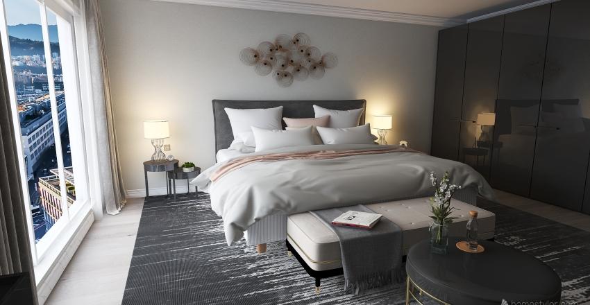 New bedroom 5 Interior Design Render