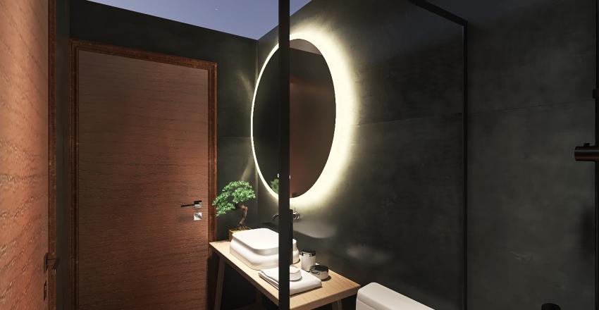 baño final ok Interior Design Render