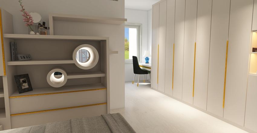 Doppio Livello Interior Design Render