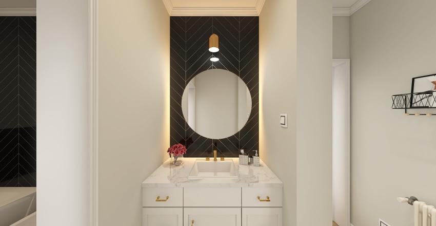 DPTO Interior Design Render