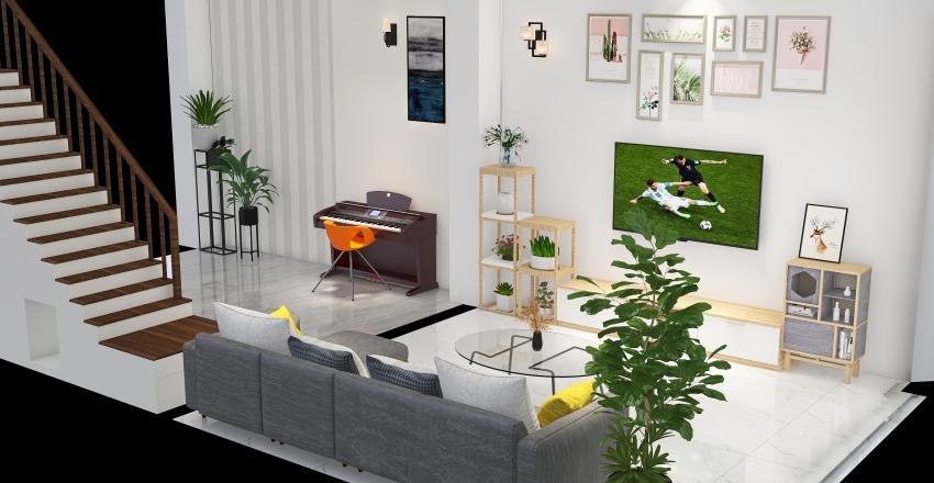 Floo 1 Interior Design Render