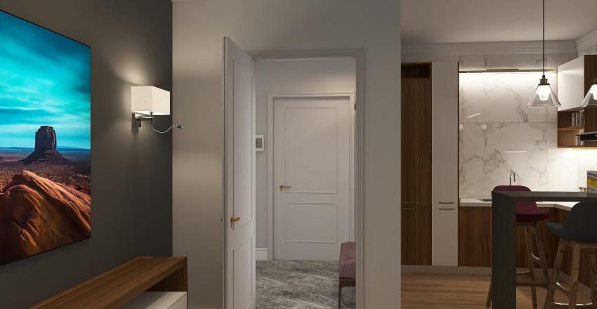 РИНА 3 Interior Design Render