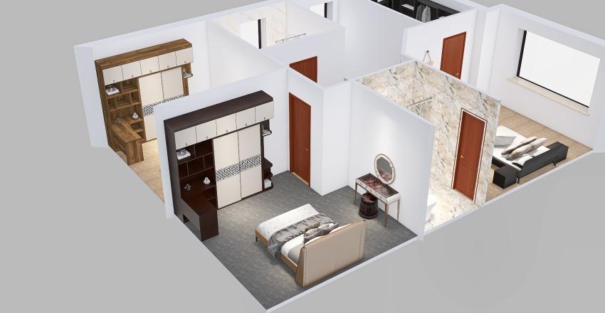 Haroon_Revision1_First floor Interior Design Render