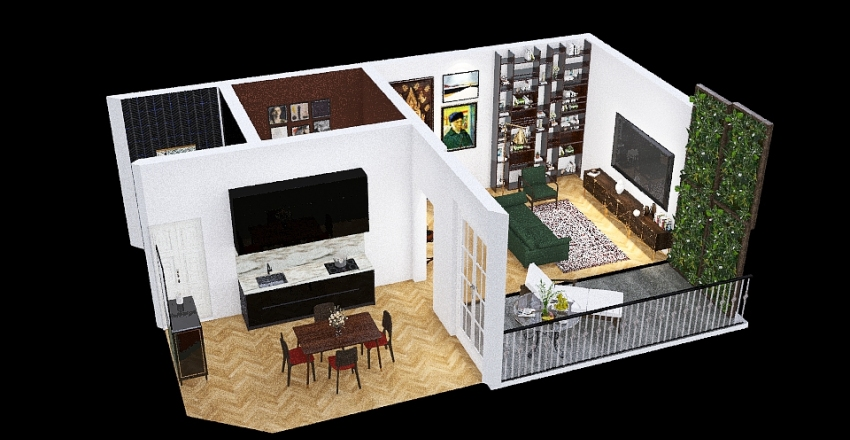 Copy of powstancow2chorzow/,.,hh,,,,. Interior Design Render