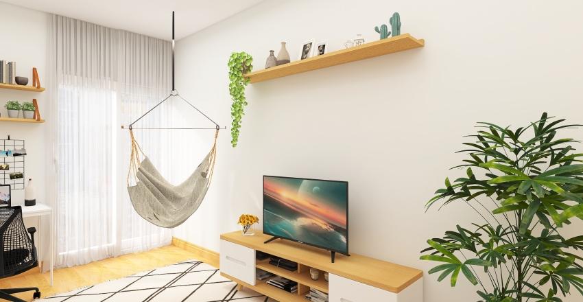 Taissa Araujo + taissacdearaujo@gmail.com + 30.04.21 Interior Design Render