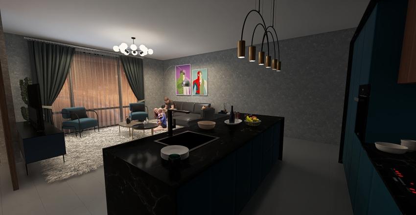 STUDIO360 Interior Design Render