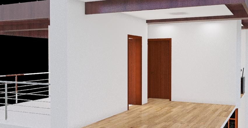 santiago castaño rua Interior Design Render