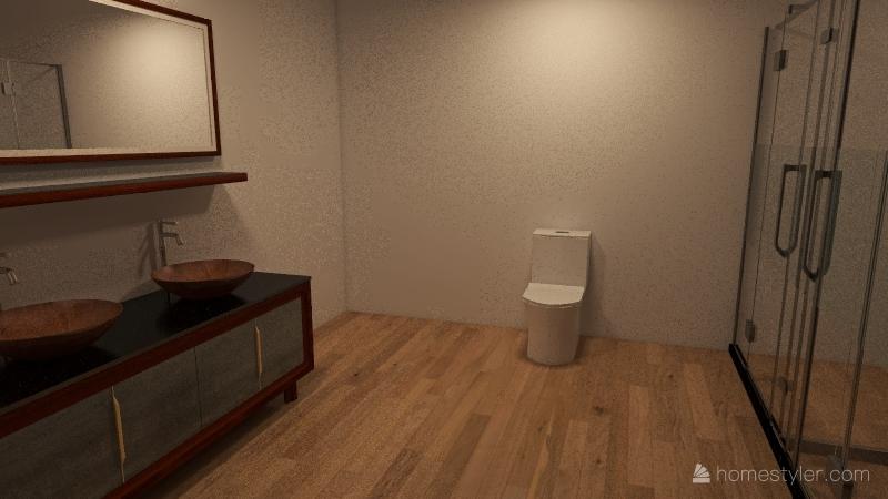 LA CASA FAMILIAR Interior Design Render