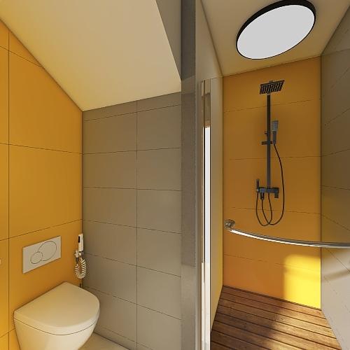 1st flore Interior Design Render
