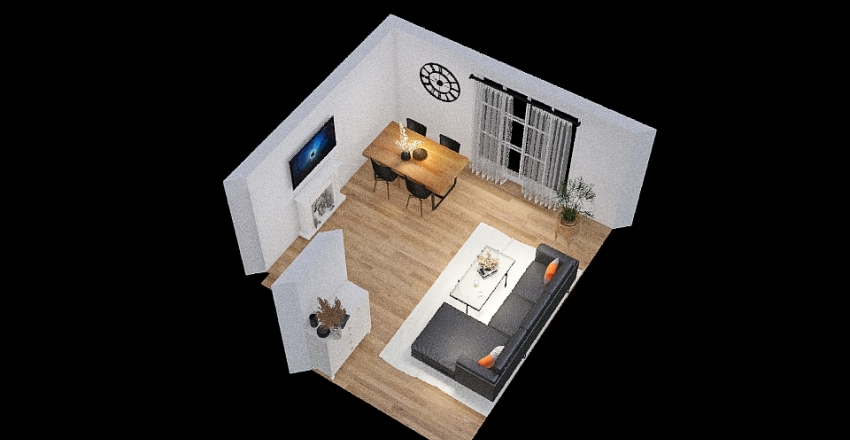 version 5 Interior Design Render