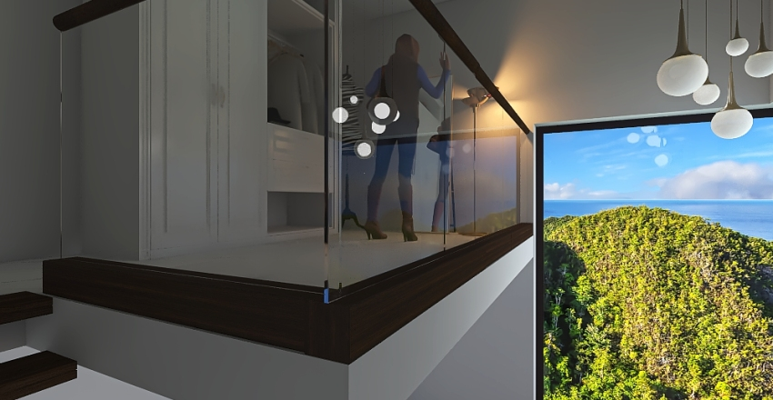 HAB 1 Interior Design Render