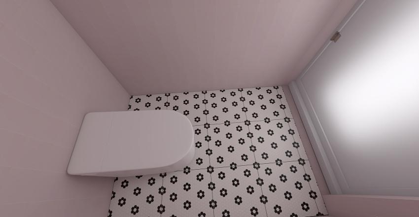 Aula Infantil Interior Design Render
