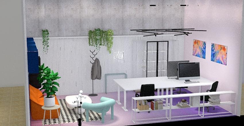 Copy of Copy of Vecht office 2 Interior Design Render