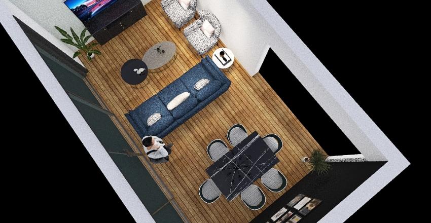 JUSTIFICACION DE MOBILIARIO Interior Design Render