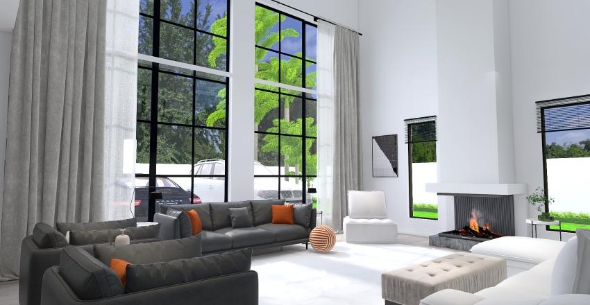 Houwuse Interior Design Render