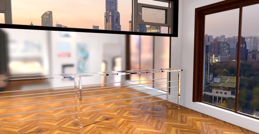 dancers home Interior Design Render