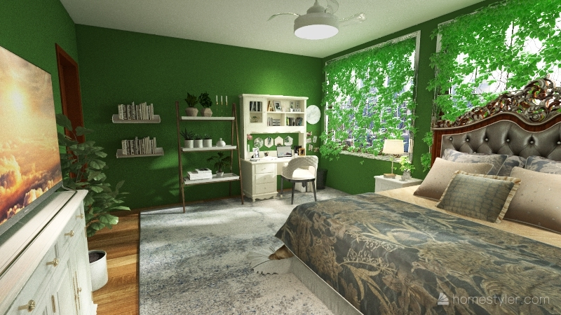 FCS Project Interior Design Render