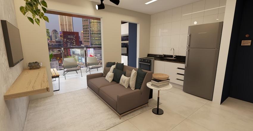 Gustavo Brunello | gustavo.brunello@gmail.com | 23.04.21 Interior Design Render