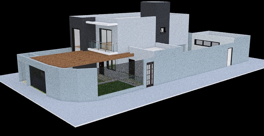 CASA DOIDA 02 Interior Design Render