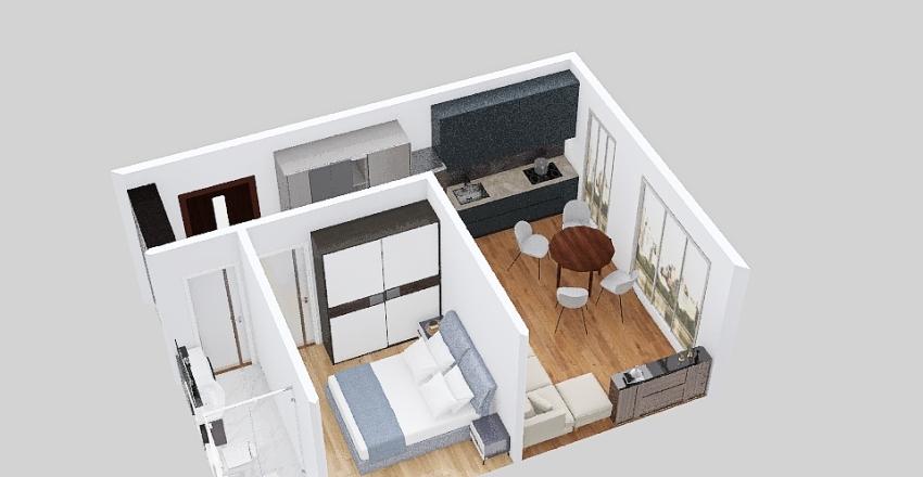 ant26-4,8,12-kitasvariantas Interior Design Render