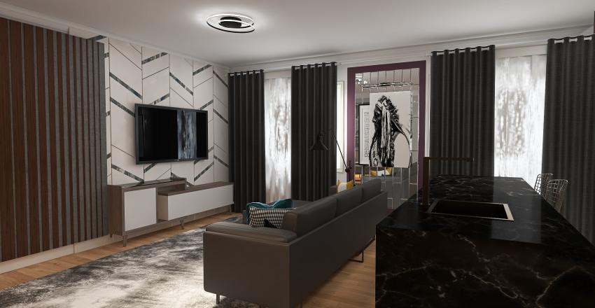 СТАС РОСТОВ Interior Design Render