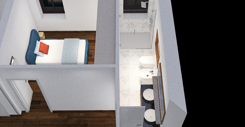 Cavalieri Interior Design Render