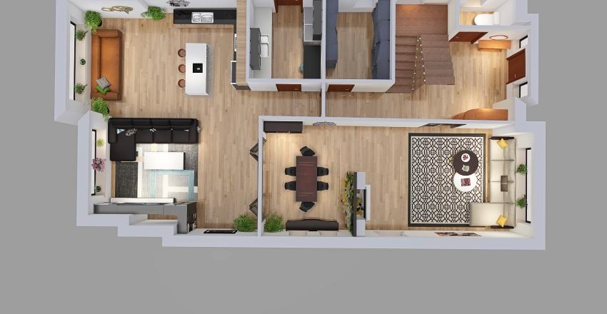 haroon_REV2_GR Interior Design Render